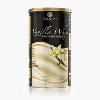 Vanilla Whey 900g - Nutrition Essential