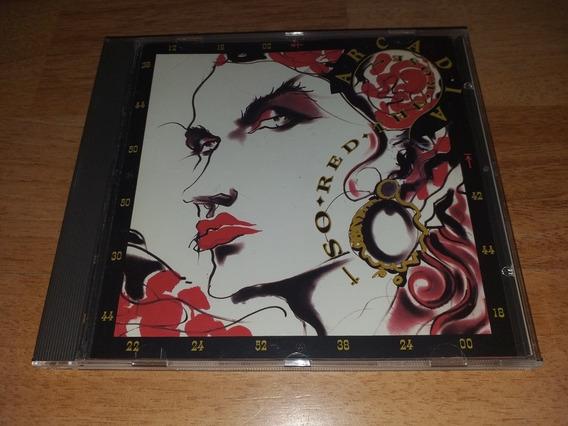 Cd - Arcadia (duran Duran) - So Red The Rose