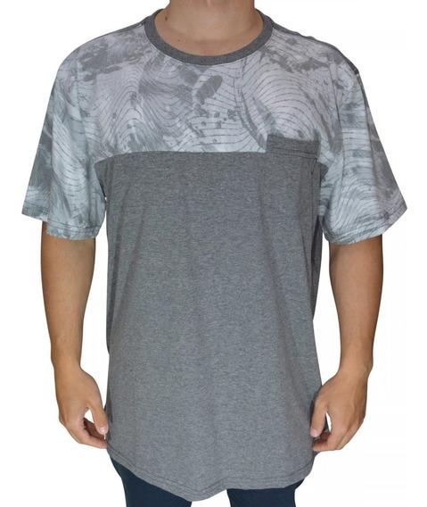 Camiseta Vida Marinha Cmt3747 Big Size