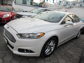 Ford Fusion 2.5 Se Advance Mt Blanco 2016