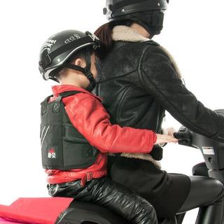 Arnest Alta Calidad Niño Bebe Cinturon Motocicleta Seguridad