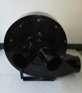 Extractor Turbina Con Motor 3 Hp Soplador Industrial