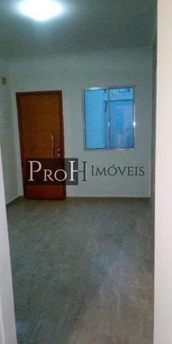 Imagem 1 de 15 de Apartamento Para Venda Em São Bernardo Do Campo, Demarchi, 2 Dormitórios, 1 Banheiro, 1 Vaga - Cujotais