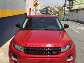 Evoque Dynamic Vermelha Com Rodas Pretas E 40.000km Winikar!