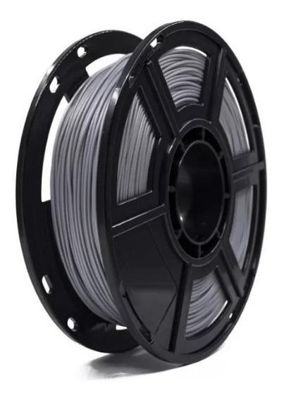 Filamento Pla Flashforge Original 3d 1,75mm 1kg Prata