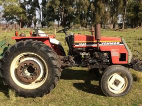 Tractor Yanmar Con Tres Puntos Muy Poco Uso¡¡ Oportunidad...