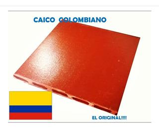 Caico Colombiano, Vitrificado, Brillante De 1era..importado