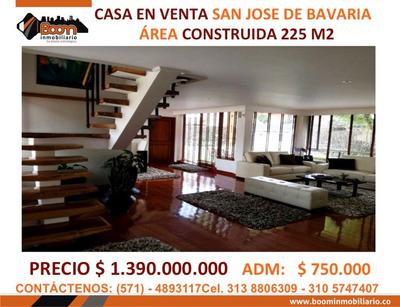 **venta Casa San Jose De Bavaria 225 M2