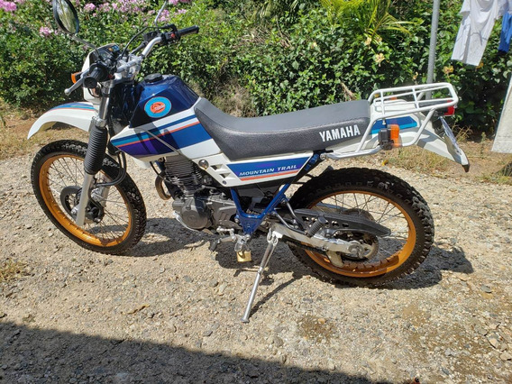 Yamaha Serow 2001