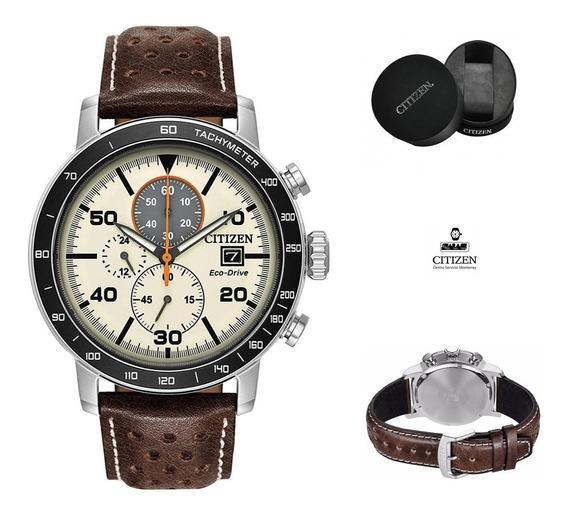 Reloj Ctz 60977 Ca0649-06x Ecodrive Hombre *watchsalas* Full