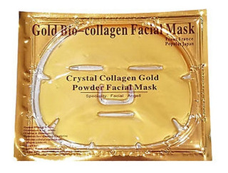 Mascarilla Colageno Oro 24k Revitalizante Anti Arrudas Edad