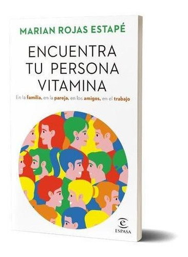 Imagen 1 de 2 de Libro Encuentra Tu Persona Vitamina - M. Rojas Estapé