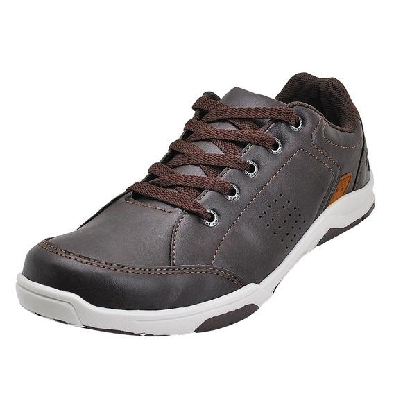 Sapatênis Sapato Tênis Masculino Casual Trento 9995
