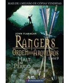 Rangers Ordem Dos Arqueiros 9 - Halt Em Perigo