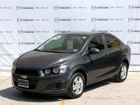 Chevrolet Sonic 2016 Paq D. Lt T/m (47)