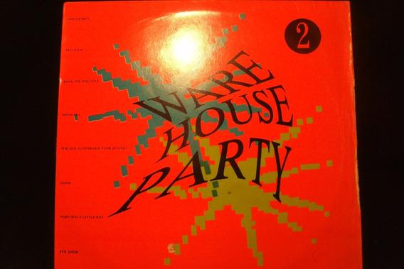 Ware House Party 2 Variado Internacional Vinilo Lp