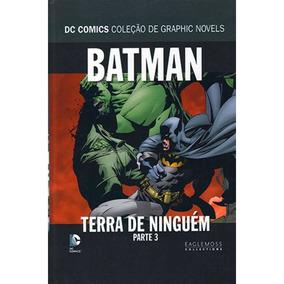 Batman Terra De Ninguém Coleção De Graphic Novels - Parte 3