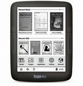 Lector Reader Kindle Tablet Android Wifi 8gb Libro Usb Sd Hd