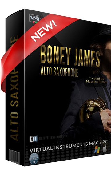 Vst Boney James Alto Saxophone Samples Para Kontakt