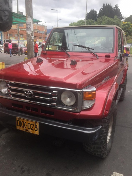 Land Cruiser. Carpado 4.5