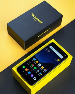 Xiaomi Pocophone F1 Dual Sim 128 Gb Blue