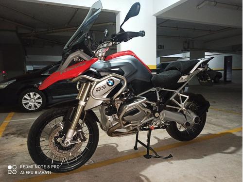 Moto Bmw R1200 Gs Premium 2014