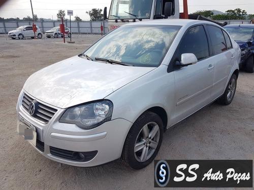 Sucata Volkswagen Polo 2011 - Somente Retirar Peças