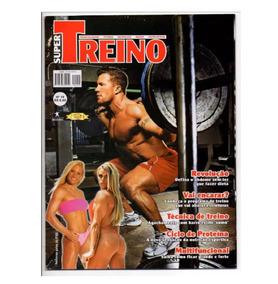 Revista De Musculação Dicas De Treino Pernas Multifuncional