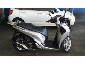 Honda Sh150i Prata