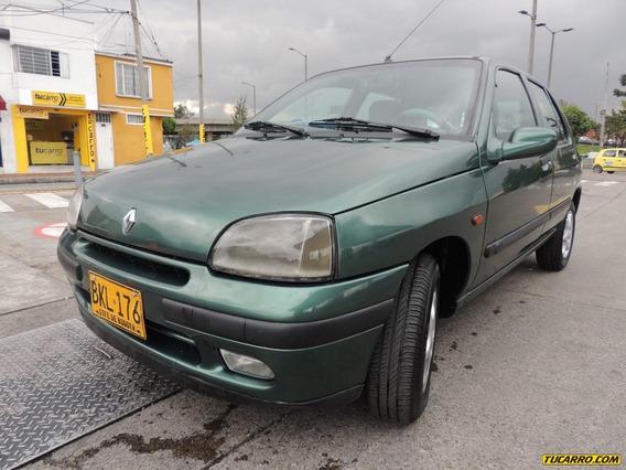 Renault Clio 1.4cc Mt Aa