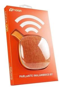 Parlante Inalambrico Bluetooth Noga 3w Local Datus Cba
