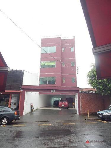Imagem 1 de 16 de Prédio Para Alugar, 727 M² Por R$ 17.000,00/mês - Santa Terezinha - São Bernardo Do Campo/sp - Pr0134