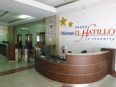 Oficina En Venta El Hatillo Mls #21-7253