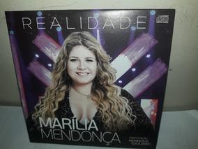 Cd Promo Marilía Mendonça Realidade