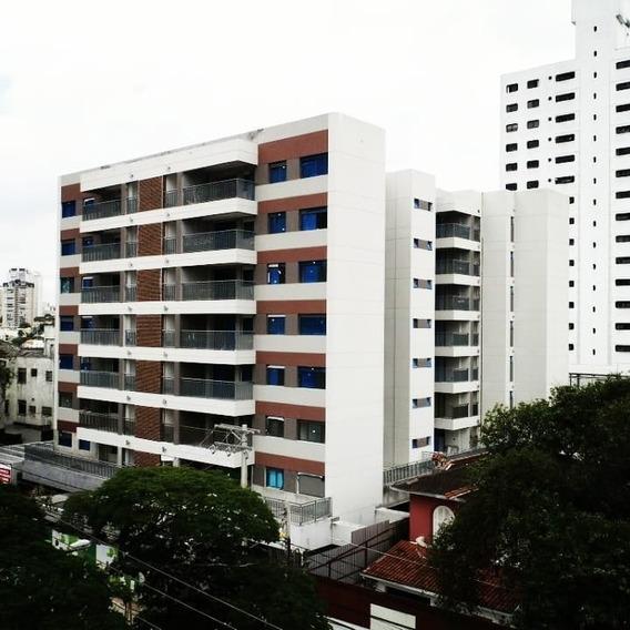 Apartamento Na Aclimação - 2 Dormitórios (1 Suíte) - 1 Vaga