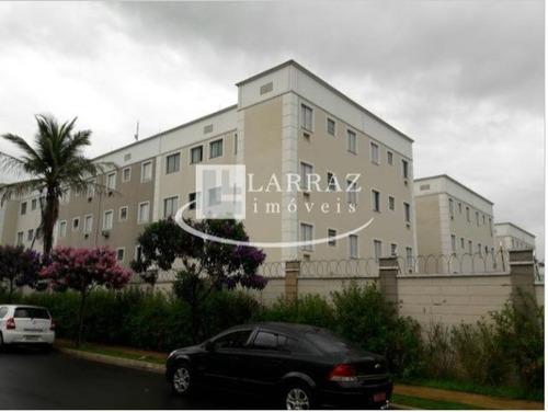 Apartamento Para Venda No Parque São Sebastiao, Condomínio Royal Palace, 2 Dormitorios, 48 M2, Condomínio Fechado Com Portaria 24h E Lazer. - Ap01313 - 33747801