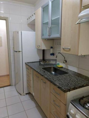 Imagem 1 de 25 de Apartamento Com 3 Dormitórios À Venda, 63 M² - Fundação - São Caetano Do Sul/sp - Ap0902