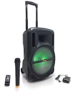 Parlante Bafle 12 Portatil Recargable 45w Rms Con Microfono