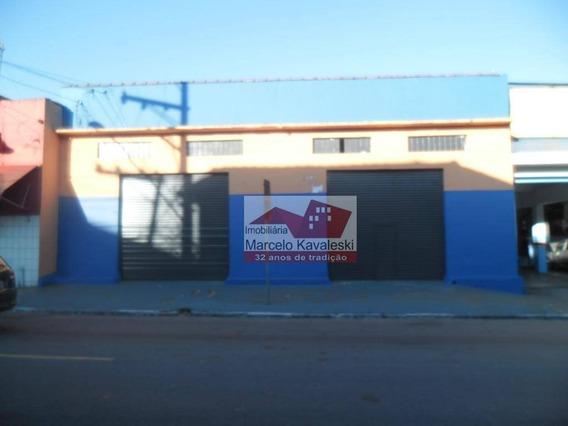 Galpão À Venda, 420 M² Por R$ 1.500.000 - Saúde - São Paulo/sp - Ga0257