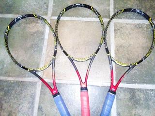 2 Raquetas Dunlop Revo Cx 2.0 Tour + Raquetero X 12 + Bolso
