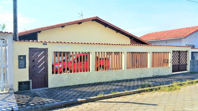 Casa Em Mongaguá!! Ref. Ca0012