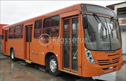 Onibus Neobus Mega U Mb Of 1722m (cod.197) Ano 2009-2009
