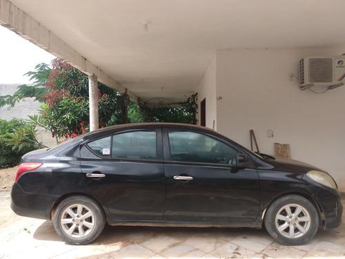 Imagem 1 de 9 de Nissan Versa 2012 1.6 16v Sl Flex 4p