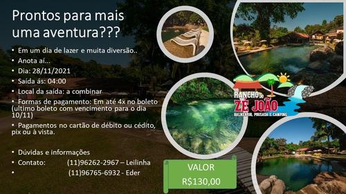 Imagem 1 de 1 de Excursão Para O Rancho Zé João Em Lavrinhas