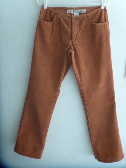 Pantalón De Pana Para Dama, Talla M Marca Billabong Original