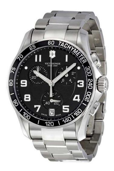 Relógio Victorinox 241494 Swiss Army Chrono Classic Original