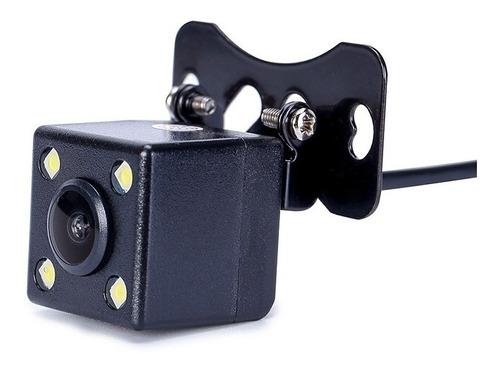 Imagen 1 de 6 de Camara De Reversa Para Estacionar Coche Vision Nocturna Clic