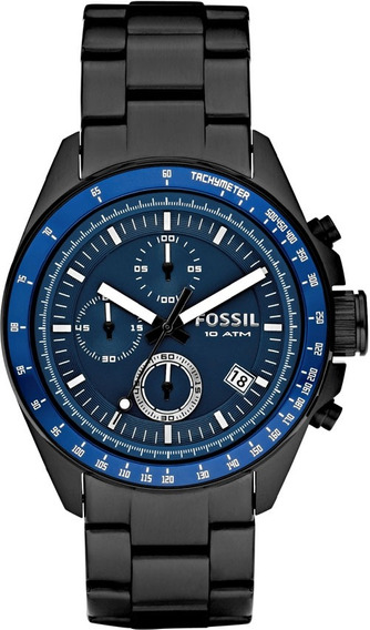 Relógio Fossil Masculino Decker Cronógrafo Fch2692n