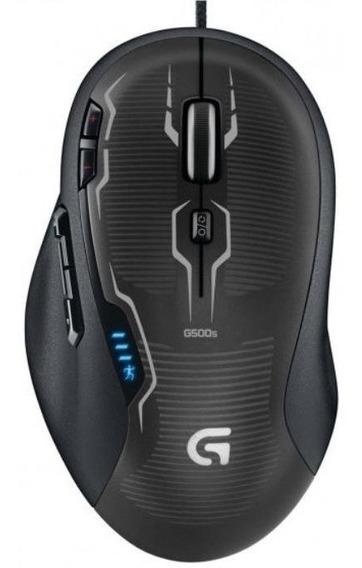 Logitech G500s Gamer, Gaming Mouse Laser 8200 Dpi (vitrine)