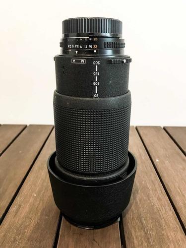 Imagem 1 de 10 de Nikon 80-200mm